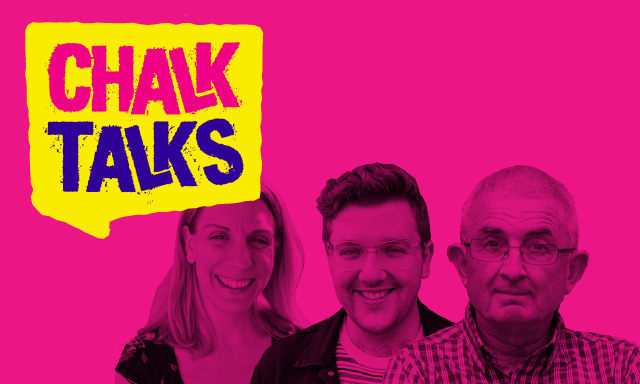 Chalk Talks Recruitment with Martin Ellis