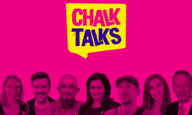 Chalk Talks Season Two